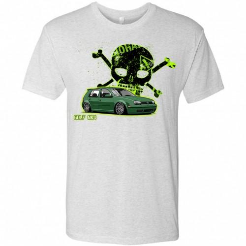 T-shirt Biohazard Skull