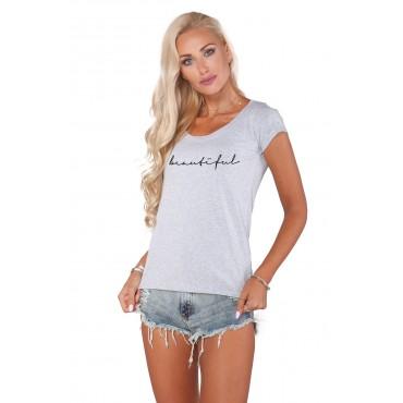 T-shirt BEAUTIFUL