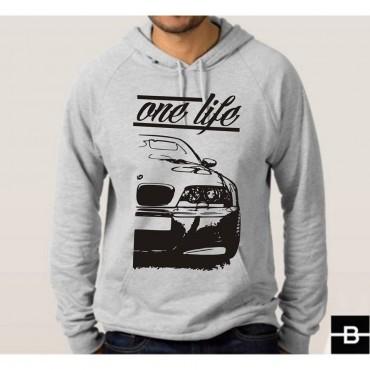 BLUZA ONE LIFE KONTURY BMW E46