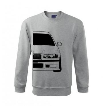 Bluza bez kaptura KONTURY BMW E36 połowa