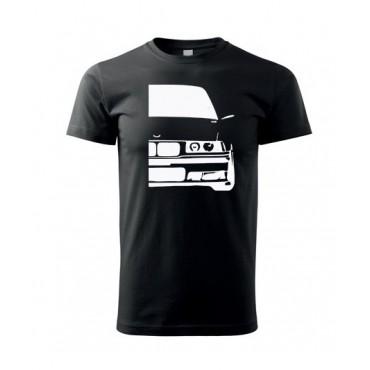 T-shirt męski KONTURY BMW E36 połowa