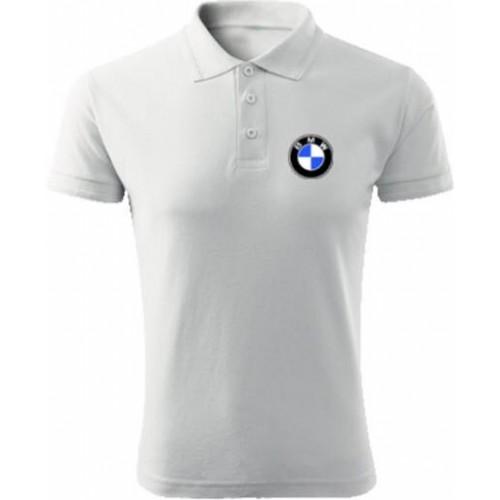 KOSZULKA POLO LOGO BMW