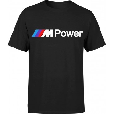 T-SHIRT BMW MPOWER