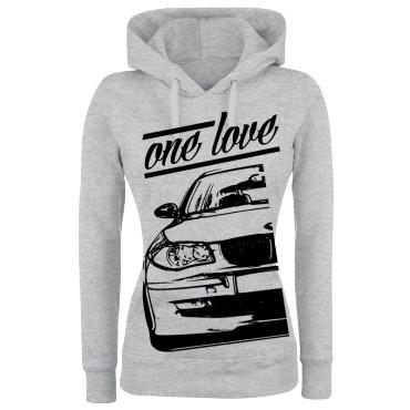 BLUZA ONE LOVE KONTURY BMW E87