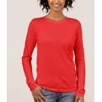 T-shirt męski czerwony